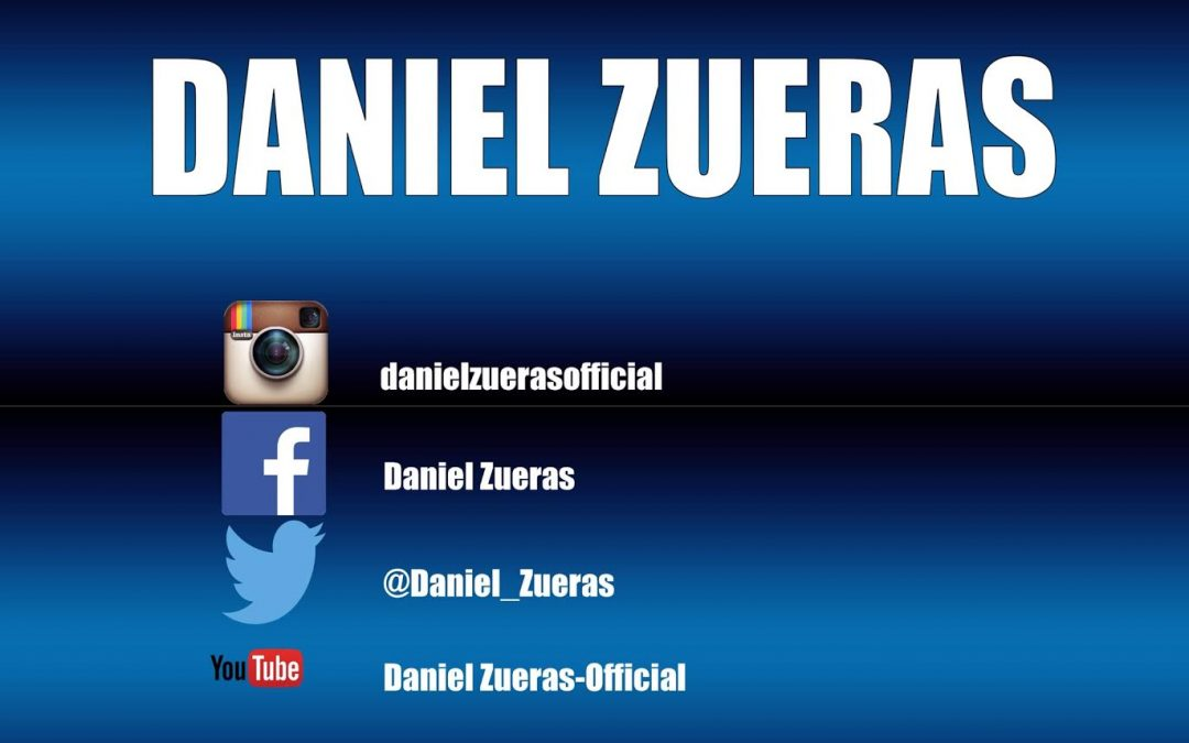 DANIEL ZUERAS OFFICIAL ACCOUNT